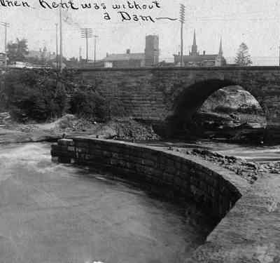 Arch Bridgedam