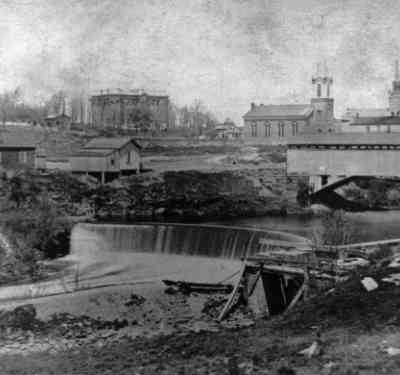 The Dam Bridge