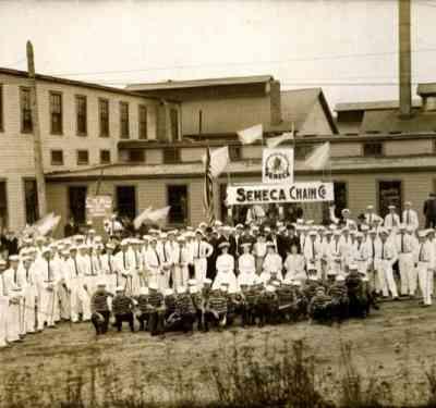 Seneca Chain Factory