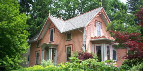 Charles Kent House