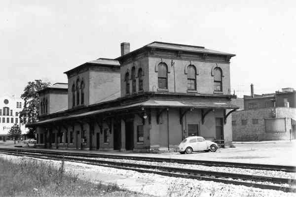 Depot 1971