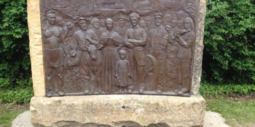 Bicentennial Sculpture